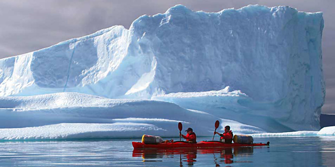 Greenland Kayaking Tours Kayak And Ice Hiking 15 Days