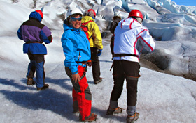 Iceland and Greenland tours ice hike