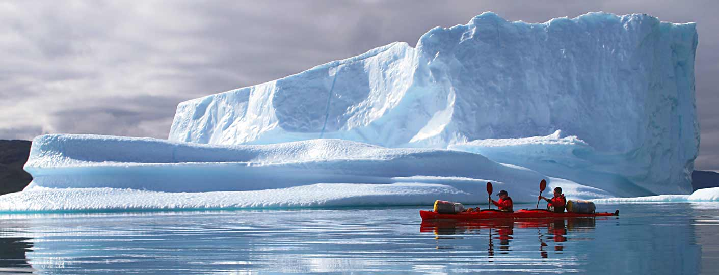 kayaking tours en greenland 15 days
