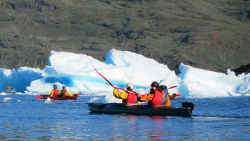 kayaking tours in Greenland, 4 days