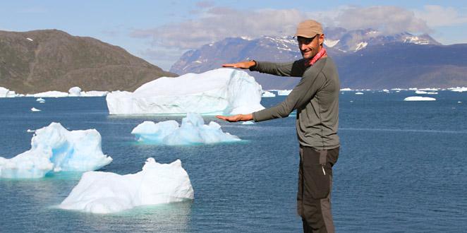 Bike Kayaking And Hiking In Greenland