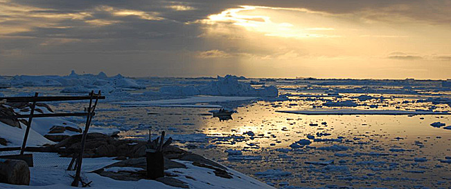 Ilulissat Icefjord, visit Greenland in winter