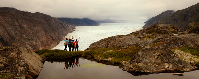 Best of South Greenland, Flower Valley and Kiattut glacier sighting