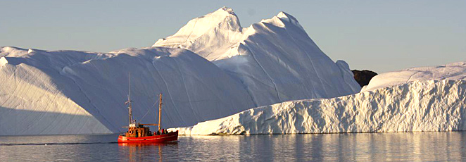 Rodebay boat tour from Ilulissat
