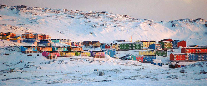 travel to Ilulissat and Nuuk, Greenland